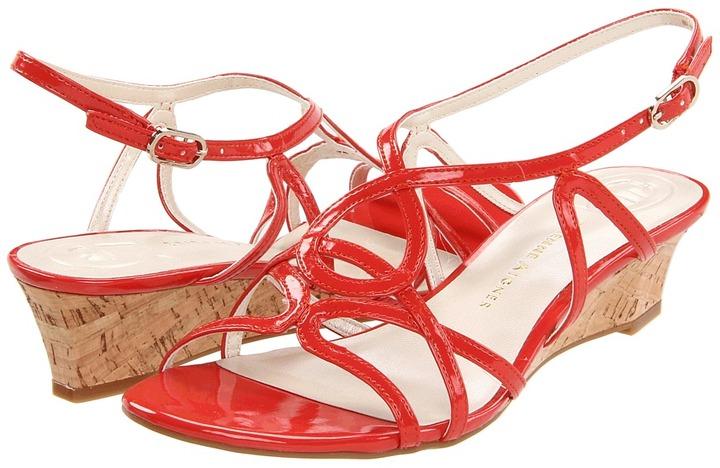 Etienne Aigner Kaleb (Bright Coral) - Footwear