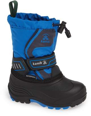 Kamik Snowcoast3 Waterproof Snow Boot