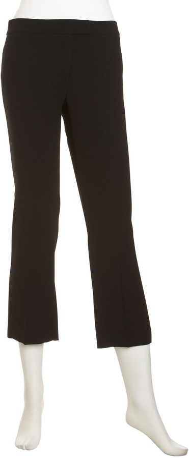 Rachel Roy Cropped Pants, Black