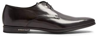 Paul Smith Coney Leather Derby Shoes - Mens - Black