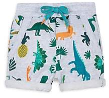 Catimini Baby's& Little Boy's Dino Fleece Shorts
