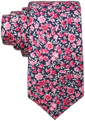 Bar III Men's Horan Floral Skinny Tie