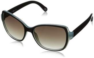 Fossil Women's FOS3020S Square Sunglasses