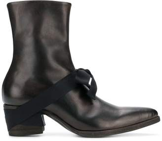 Atelier Bâba ribbon detail boots