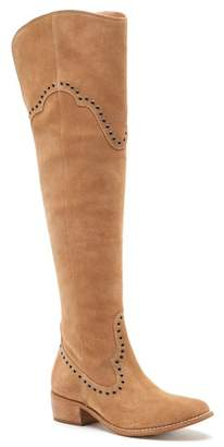 Matisse Skyline Suede Over-the-Knee Boot