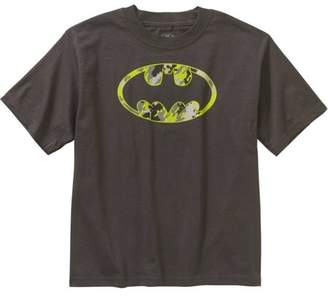 Batman DC Comics Camo Boys Graphic Tee
