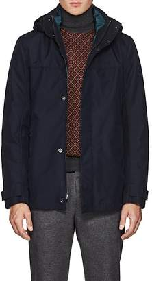 Prada Men's 3-In-1 Tech-Fabric Raincoat
