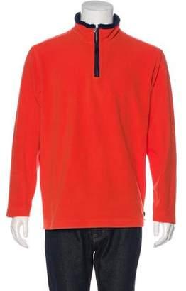 Zegna Sport Half-Zip Sweater