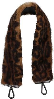 Max Mara Mink Fur Shoulder Strap