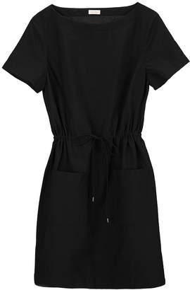 Cuyana Drawstring Dress