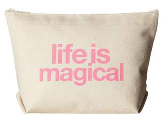 Dogeared Life Is Magical Lil Zip Handbags