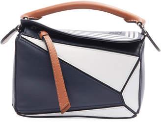 Loewe Puzzle Sailor Mini Classic Satchel Bag