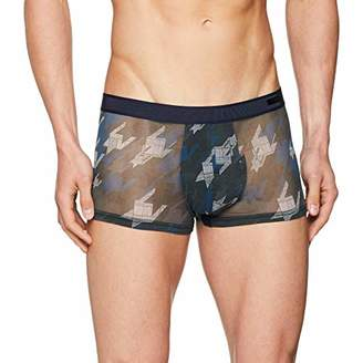 fd503e0591 Hom Men's Street Dandy Temptation Trunk Swim (Khaki Green 00xd)