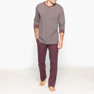 La Redoute COLLECTIONS Cotton 'Long-Sleeved' Pyjamas