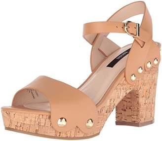 Kensie Women's Belmont Platform Sandal