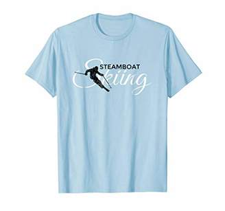 Steamboat Skiing T-Shirts for Snow Skiers