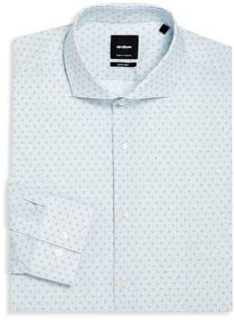 Strellson Adrian Printed Slim-Fit Dress Shirt