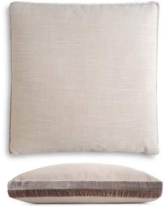 Kevin OBrien Kevin O'Brien Studio Double Tuxedo Stripe Decorative Pillow, 22 x 22