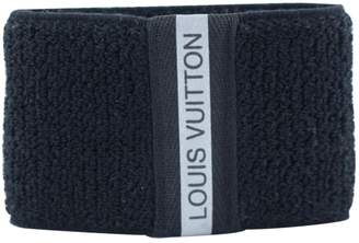 Louis Vuitton Black Plastic Bracelets