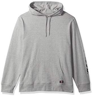 Dickies Men's Regular Fit Hooded Fleece Pullover
