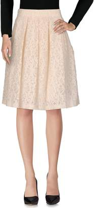 Marc Cain Knee length skirts - Item 35342337IG