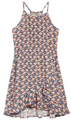 Ten Sixty Sherman Floral Print Halter Dress