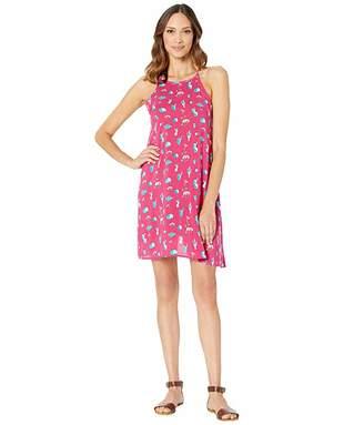 Roper 7554 Printed Rayon Tapeze Dress