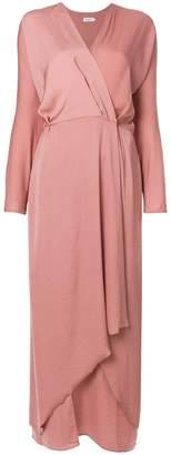 Filippa K Filippa-K draped wrap dress