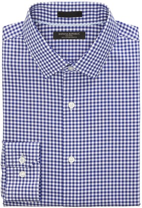 Banana Republic Grant Slim-Fit Non-Iron Dress Shirt