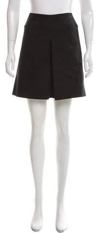 Trina Turk A-Line Mini Skirt
