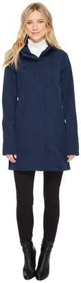 Ilse Jacobsen Lightweight Shorter Coat Women's Coat