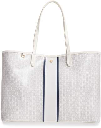 0362f476ab16 ... Tory Burch Gemini Link Coated Canvas Tote
