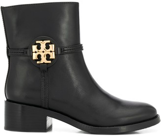 Tory Burch Miller ankle booties