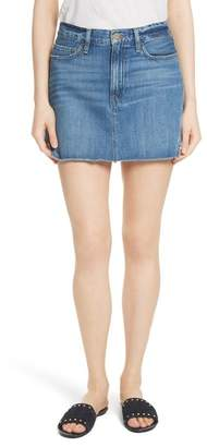 Frame Le Mini Step Hem Denim Skirt (Ansdale)