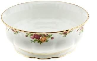 Royal Albert Old Country Roses Salad Bowl (26cm)