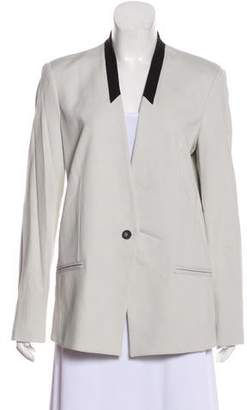 Helmut Lang Structured Knit Blazer w/ Tags