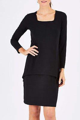NEW bird by design Womens Knee Length Dresses The Rita Dress