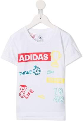 e02f0351 adidas Girls' Tops - ShopStyle