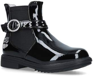 Lelli Kelly Kids Anna Patent Leather Boots