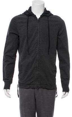 3.1 Phillip Lim Hooded Sweater Jacket