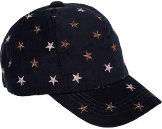 Scotch & Soda Embroidered Star Cap
