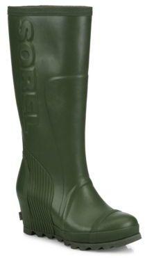 Sorel Joan Tall Wedge Rain Boots
