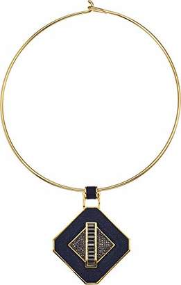 Vince Camuto Women's Wire Collar Pendant Necklace