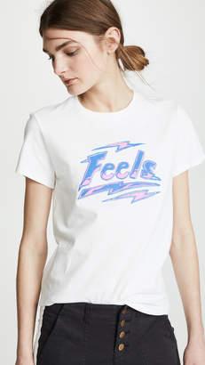 Pam   Gela Feels Good Basic Logo Tee 99c1b473c