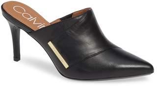 Calvin Klein Grecia Stiletto Mule