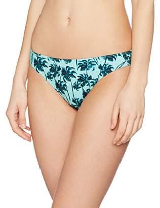 Saint Tropez Kiwi Women's Culotte Normale Meknes Bikini Bottoms