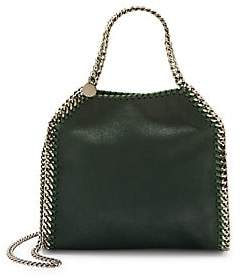 Stella McCartney Women's Mini Baby Bella Shaggy Deer Tote
