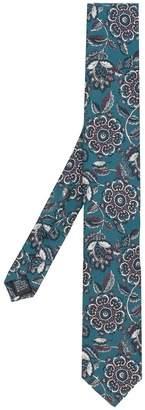 Dolce & Gabbana floral patterned tie