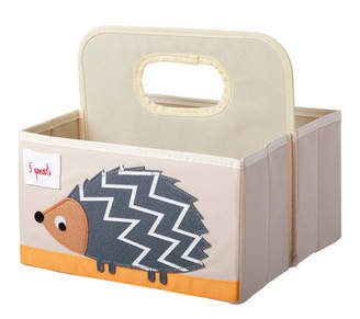 3 Sprouts Elephant Diaper Caddy