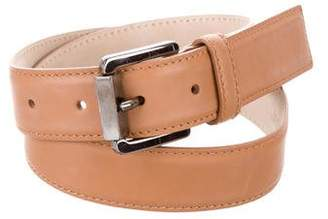 Jason Wu Leather Buckle Belt